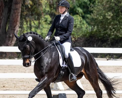 Horse Trainer Nina Winterheimer