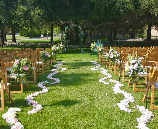 Idyllic Outdoor Weddings